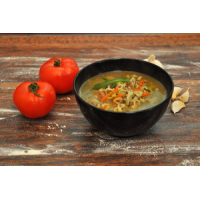curry veggie noodle soup