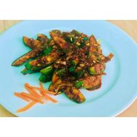 sweet chili chicken rice salad