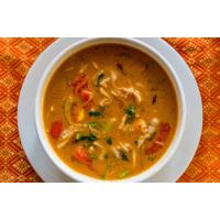 tom yum thai soup