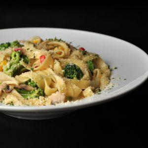 tagliatelle broccoli fresco