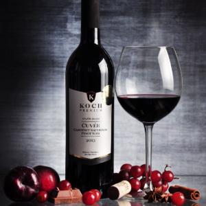 Cuveé Cabernet Sauvignon & Pinot Noir p