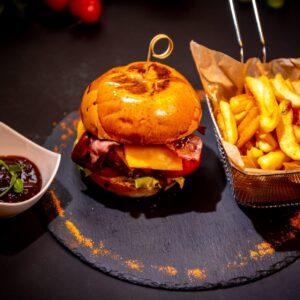 Piaf burger