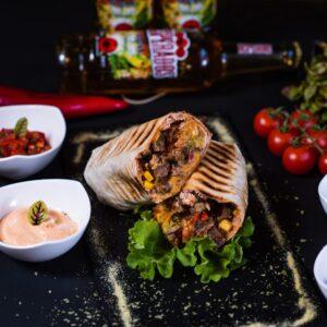 Arachera Burrito