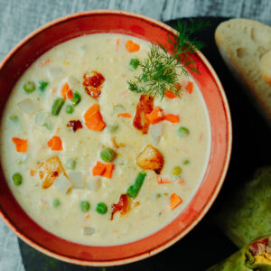 lunch combo 2 – creamy chunky chicken (3)